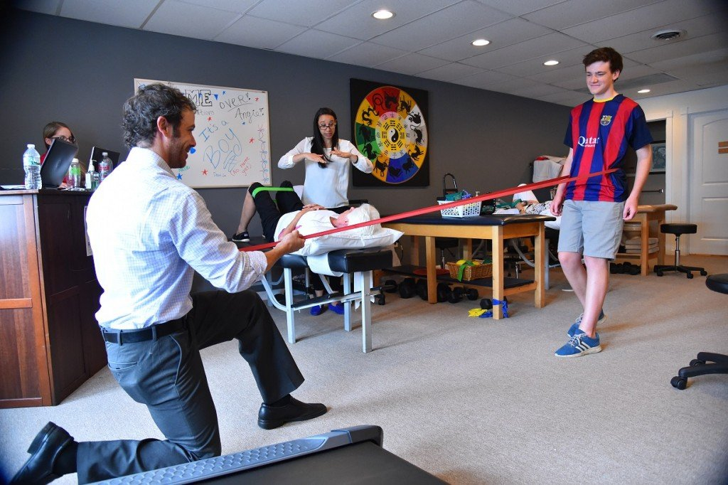 Physical Therapy Exercises NJ