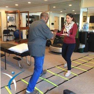 neuro gait training