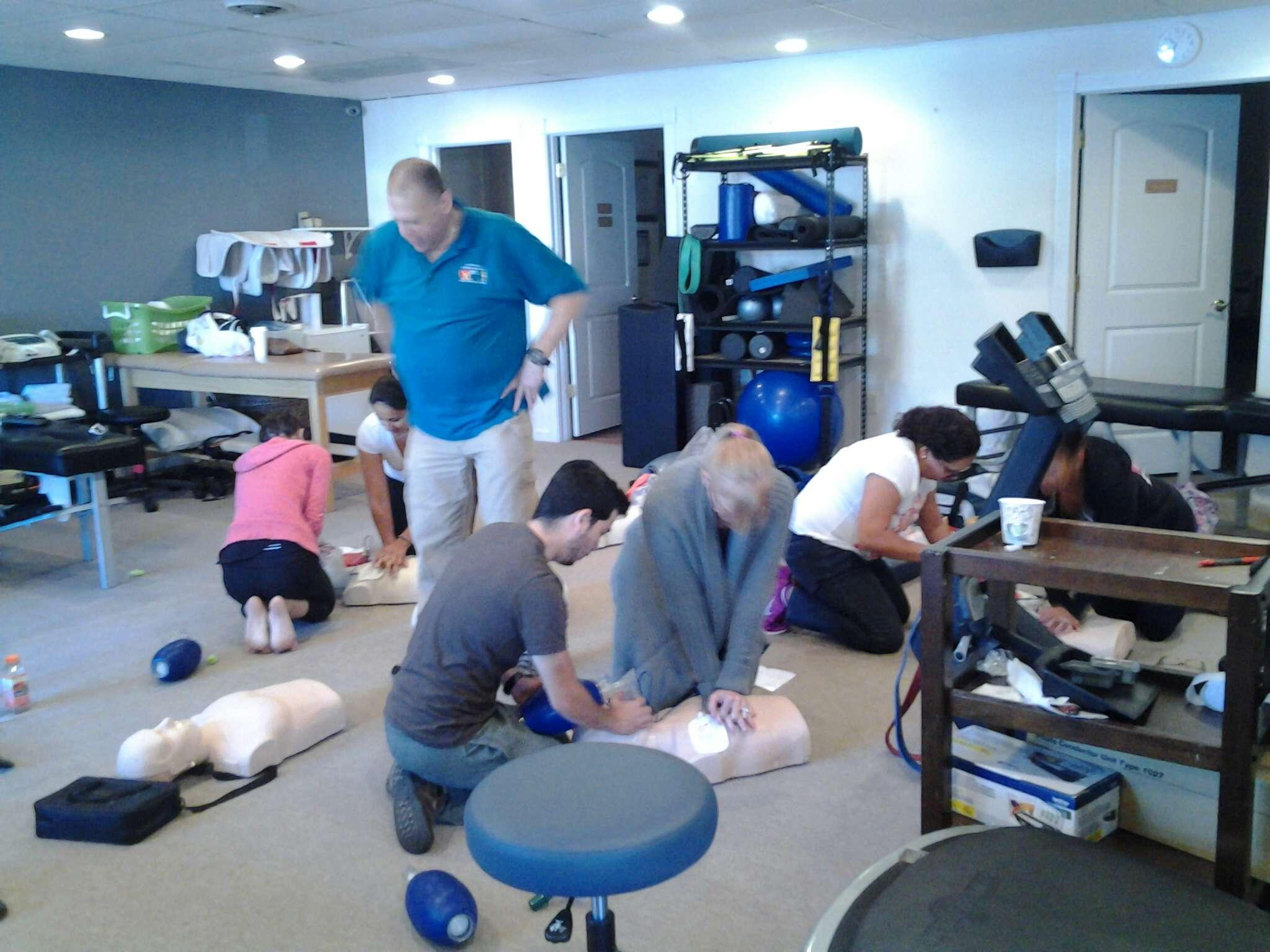 CPR / AED Certification Course