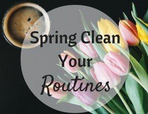 spring clean image