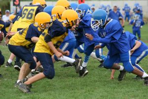 Is your young athlete at risk? Concussion Prevention Tips