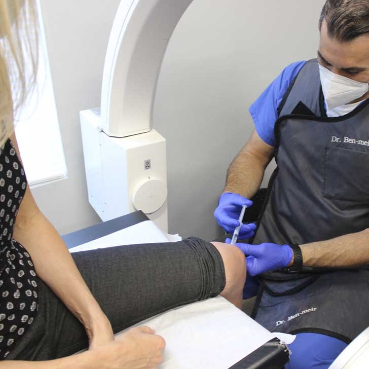 Treatments & Services - Injection Therapy
