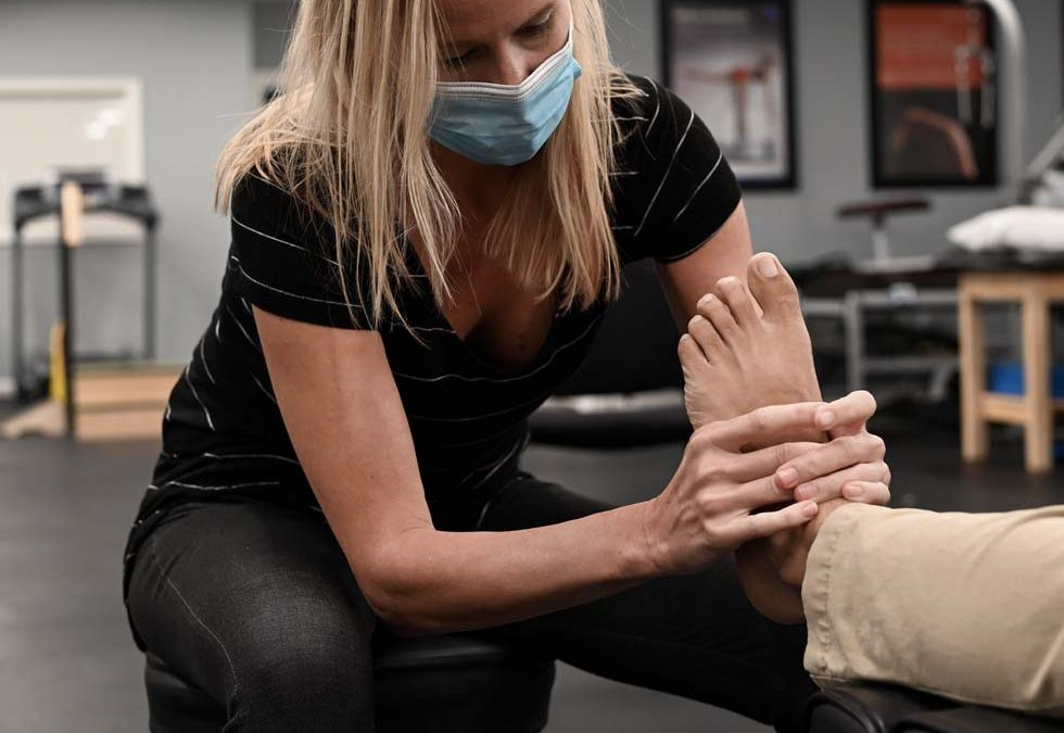 How we care for foot pain can change the way the rest of your body operates.
