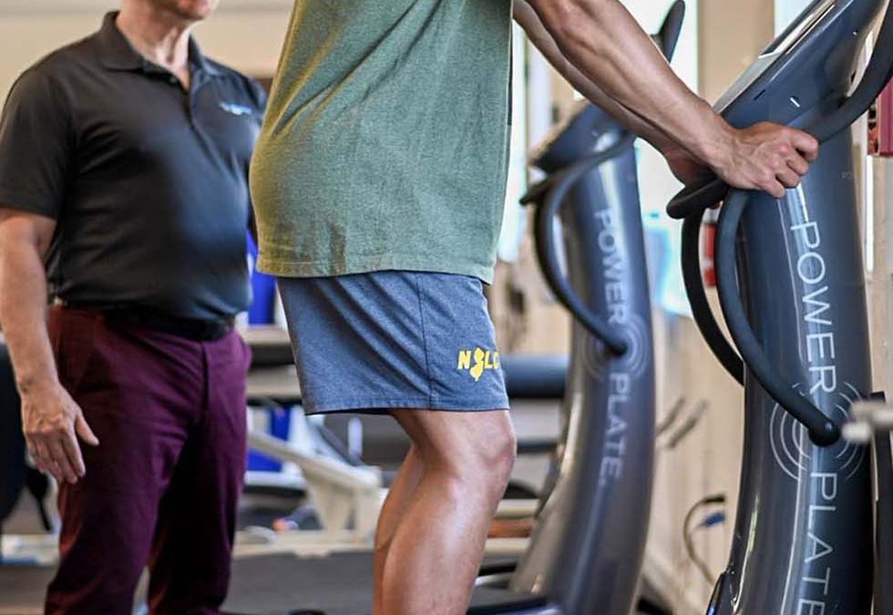 The Benefits of Power Plate Vibration Therapy at Monmouth Pain